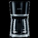 AEG koffiezetapparaat, KF3300, 12 kops, klepfilter, 1000Watt