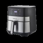 Inventum airfryer, GF500HLD XXL, digitale bediening, 5L inhoud mand, 1700Watt