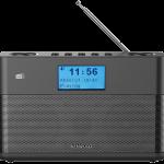 Kenwood DAB+ radio CRST50DAB, stereo, presets en bluetooth