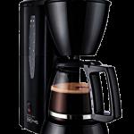Melitta koffiezetapparaat, Single 5 zwart, zwenkfilter, 5 kops, 700Watt