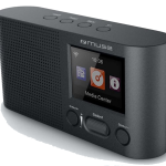 Muse DAB+ radio, M-112DBT, mono, kleurendisplay, presets, bluetooth, wekkerfunctie