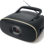 Muse draagbare CD-speler, MD-202, FM radio, AUX-in