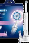 Oral B tandenborstel, Pro 900, 3D techniek, 8.800 rotaties, 20.000 pulsaties, withening en sensitive