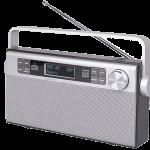 Soundmaster DAB+ radio, DAB650, stereo, presets, draagbeugel