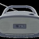 Soundmaster CD-speler, SCD1900TI, FM radio, USB, presets, AUX-in, hoofdtelefoonaansluiting