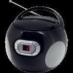 Soundmaster draagbare CD-speler, SCD2120SW, FM-radio, hoofdtelefoonaansluiting, ook in blauw en roze verkrijgbaar